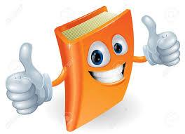 Happy Book Illustration